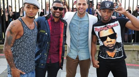 Hot Shots: JLS Make First Appearance Since Announcing Split