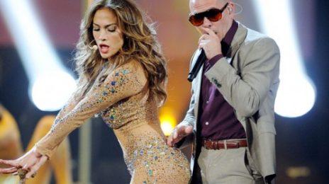 She's Back: Jennifer Lopez Calls On Pitbull For New Single 'Live It Up'