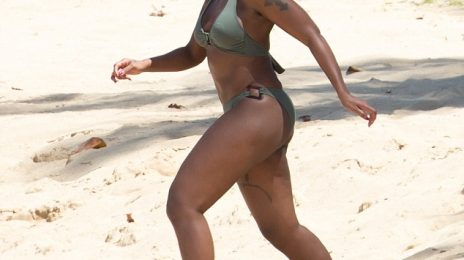 Hot Shots: Mary J. Blige Enjoys Puerto Rican Get Away