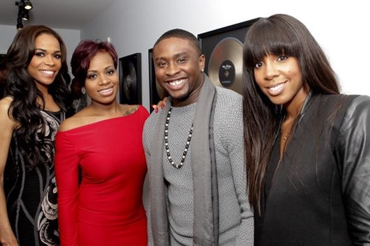 Destinys Child Stars Support Fantasia At Side Effects Of You Listening Session