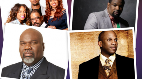 The Overflow (Gospel News Round-Up):  Donnie McClurkin, Bishop T.D. Jakes, Hezekiah Walker, & More *Updated*