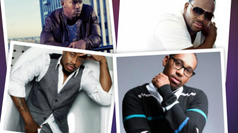 The Spill On...Avant, Kevin McCall, P.J. Morton, and Raheem Devaughn