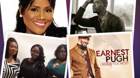 The Overflow (Gospel News RoundUp):  Juanita Bynum, Earnest Pugh, Donald Lawrence, Zie'l