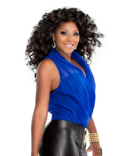 TRI 20TWITTER That Grape Juice TV Interviews Trina Braxton