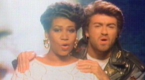 From The Vault: Aretha Franklin & George Michael - 'I Knew You Were Waiting For Me'