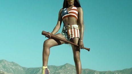 New Video: Azealia Banks - 'Yung Rapunxel'