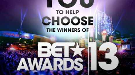 Sponsored: Win Chance To Join BET Awards 2013 Voting Academy!