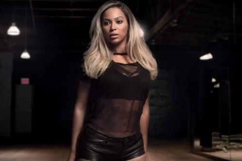 bey here now beyonce Watch: Beyonce Unveils New Pepsi Commercial