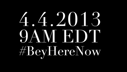 bey here now Beyonce Teases Major Announcement (#BeyHereNow)