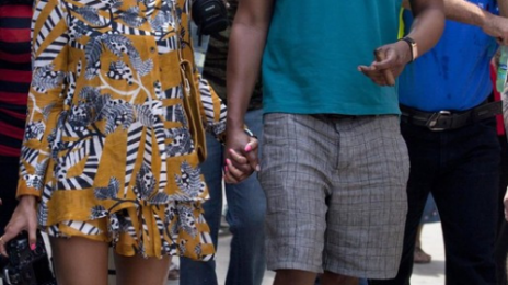 Hot Shots: Beyonce & Jay-Z Celebrate 5th Wedding Anniversary In Cuba