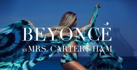 Watch: Beyonce's H&M Commercial / New Song 'Standing On The Sun' Unveiled