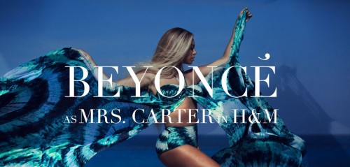 beyonce standing on the sun e1366874988262 Watch: Beyonces H&M Commercial / New Song Standing On The Sun Unveiled