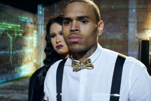 chris brown fine china video 2013 Behind The Scenes: Chris Brown   Fine China Video