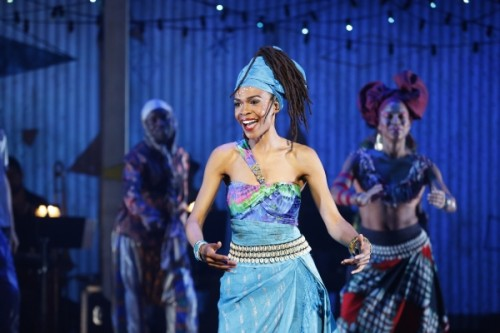 fela the musical michelle williams e1366365690702 Competition: Win Tickets To See Michelle Williams Star In FELA In LA!