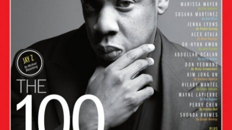 Jay-Z Covers TIME Magazine's '100 Most Influential People In The World' Issue