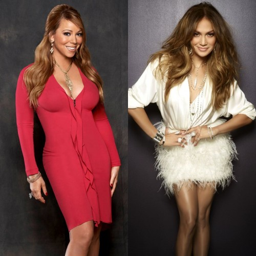 jennifer lopez mariah carey american idol e1367281627627 Jennifer Lopez Responds To Reports That Shes Replacing Mariah Carey On American Idol