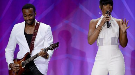 Hot Shots:  Kelly Rowland 'Takes Over' 2013 GLAAD Awards