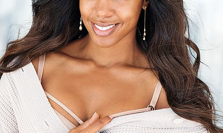 Kelly Rowland Poses Make-Up-Less For 'PEOPLE Most Beautiful Women' Shoot