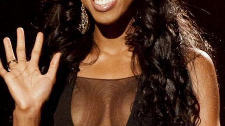 Report: 'X Factor USA' Courting Kelly Rowland?
