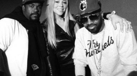Hot Shots: Mariah Carey Hits Studio With Darkchild & Jermaine Dupri