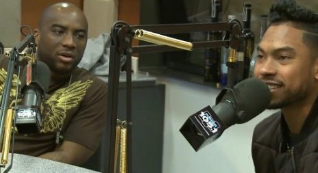 Watch: Miguel Visits 'The Breakfast Club'