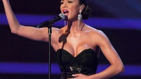 Watch: Nicole Scherzinger Soars With 'Don't Cry For Me Argentina'