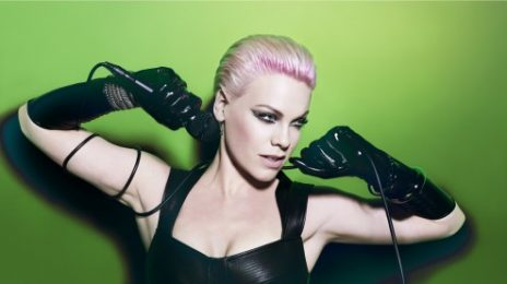 Watch: Pink Jams To 'Just Like A Pill' In Amsterdam