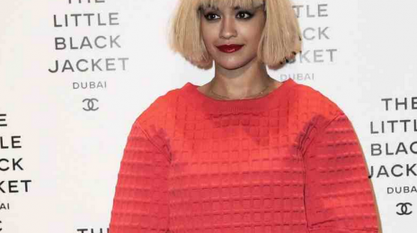 Rita Ora Hits Dubai For Chanel's 'Little Black Jacket'