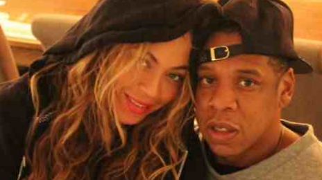 Hot Shots: Beyonce & Jay Z 'Boo Up' In Berlin