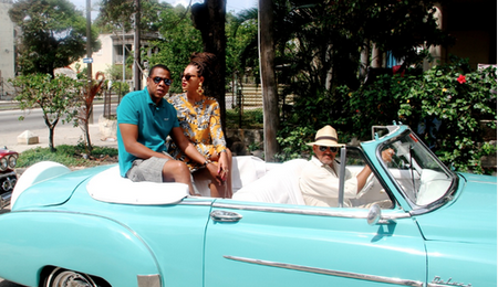 Hot Shots: Beyonce Shares Cuba With 'Beyhive'
