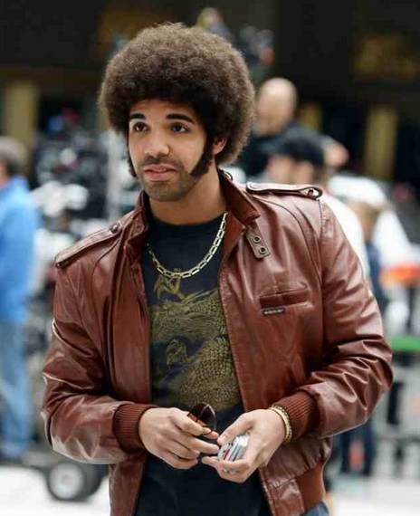 DRAKE ANCHORMAN THAT GRAPE JUICE Watch: Drake Shoots Anchorman 2 In New York City