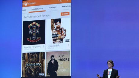Google Launch Spotify Rival: Google Music Play All-Access