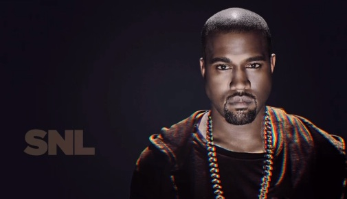 Kanye West snl 20131 Watch: Kanye West Performs New Songs Black Skinhead & New Slaves On SNL