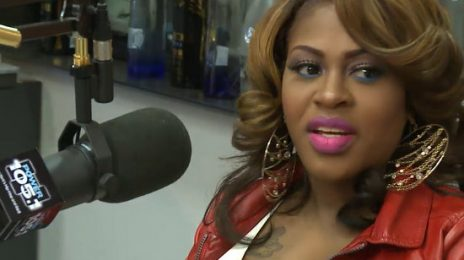 Weigh In:  Lil Mo' Declares She Can Sing Circles Around Keyshia Cole
