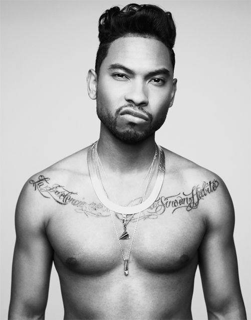 Miguel Watch: Miguel Performs Adorn On Later With Jools Holland