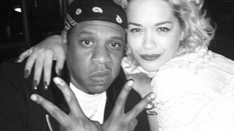 Hot Shots: Rita Ora & Jay Z Enjoy 'The Mrs.Carter Show'