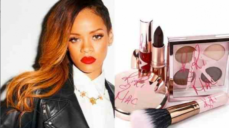 Winning: Rihanna Scores MAC Smash With New Lipstick