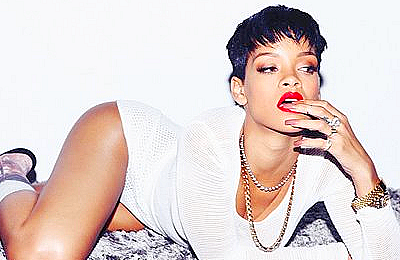 Watch: Rihanna Leaves Late Night Studio Session / Readies New Album?