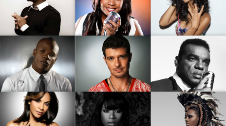 The Spill On...Jennifer Hudson, Jhene Aiko, Robin Thicke, Candice Glover, & Many More