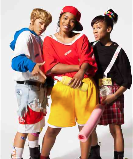 TLC BIOPIC THAT GRAPE JUICE Trailer: TLC   CrazySexyCool: The TLC Story / Duo Announce EPIC Records Deal