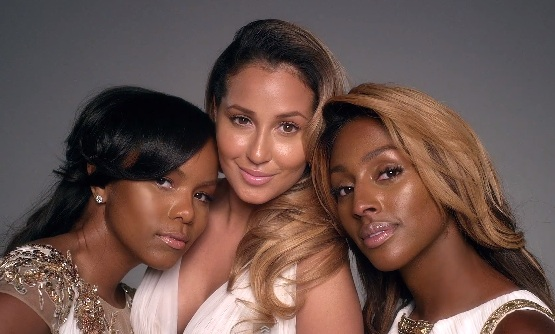 aj crimson beauty is alexandra letoya burke Watch: LeToya Luckett, Alexandra Burke, & Adrienne Bailon Beam In AJ Crimson's 'Beauty Is...' Commercial
