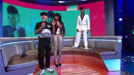 Watch: Janelle Monae Wilds Out On '106 & Park'