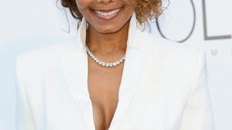 Janet Jackson Enjoys Cannes amfAR's Cinema Against AIDS Event