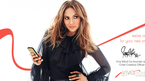 Must See: Jennifer Lopez Launches 'Viva Movil' In Association With Verizon