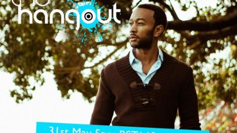Competition: Win Tickets To John Legend's Exclusive Google Hangout In London!