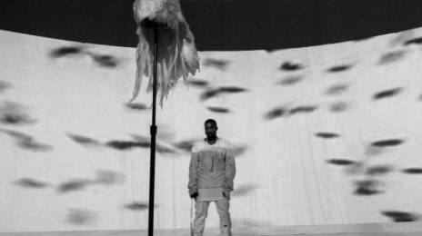 Controversial Kanye West Names New Album 'Yeezus'