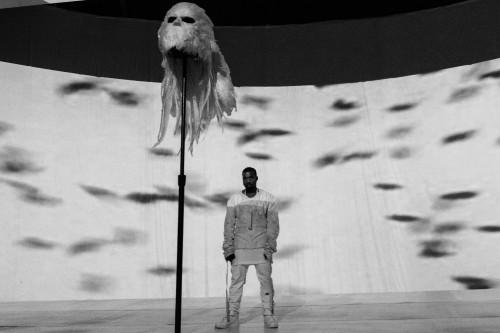 Controversial Kanye West Names New Album Yeezus That