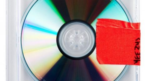 Must-See: Kanye West Unveils Official 'Yeezus' Cover