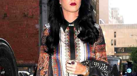 Hot Shots: Katy Perry Steps Out In NYC Ahead Of New Album