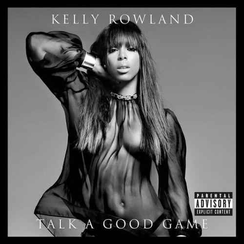 Kelly Rowland Unwraps Talk A Good Game Album Cover